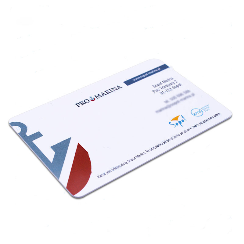High quality customized printing plastic pvc business card ...
