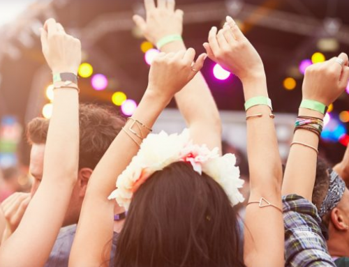 ZEYANRFID Wristband Is Giving More Life To Festivals