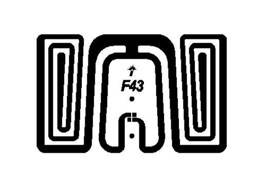 RFID F43 Impinj security application inlay001_2