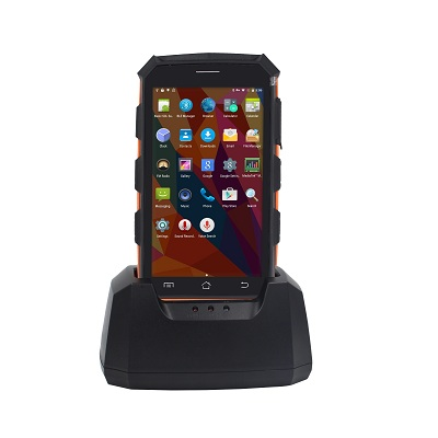 ZYHR5000 Handle, Hand-held, Handset Reader - rugged IP 65 Android 5.1 4G PDA (6)