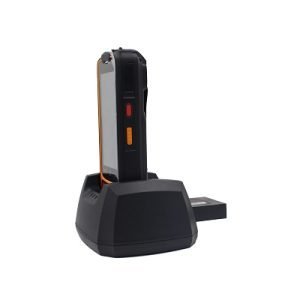 ZYHR942 Handle, Hand-held, Handset Reader - rugged IP 65 Android 5.1 4G PDA (5)